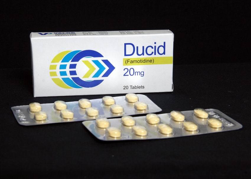 DUCID 20 MG TAB 2