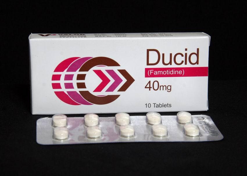 DUCID 40 MG TAB 2