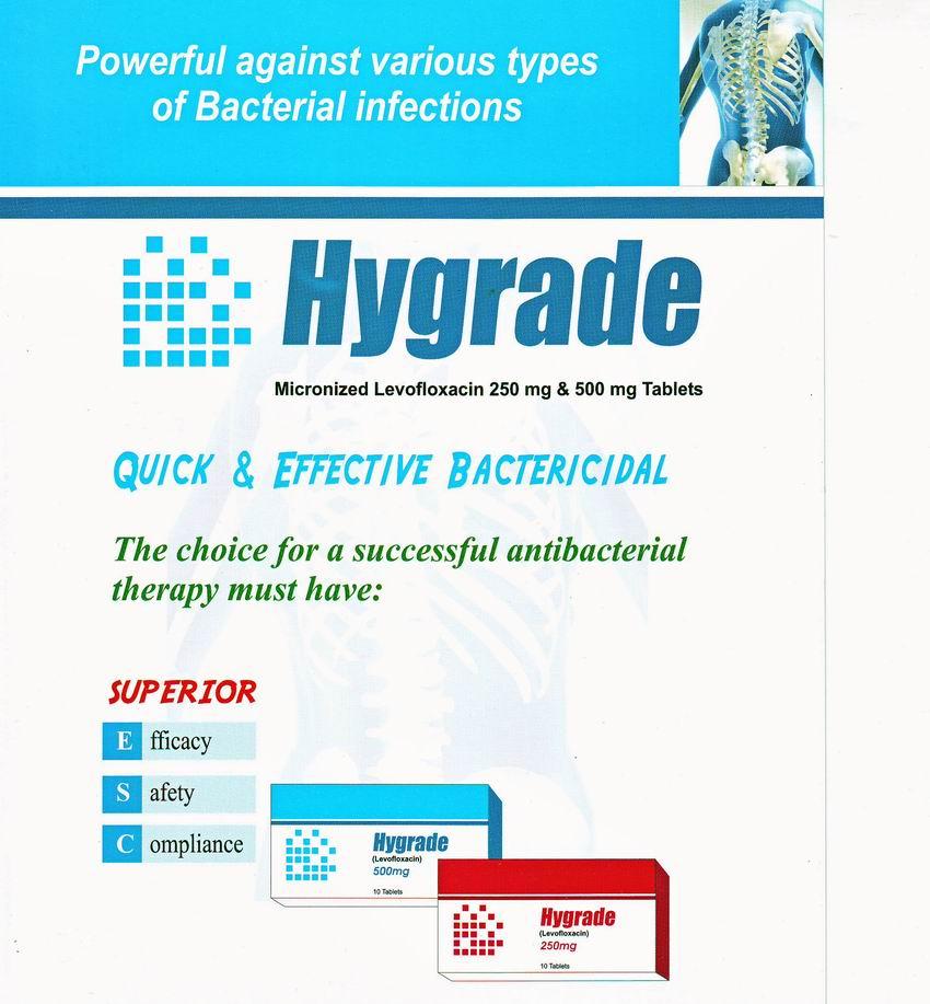 HYGRADE BACK