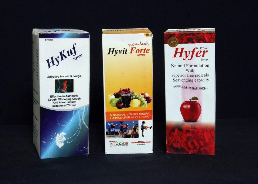 HYKUF HYVIT FORTE & HYFER SUP