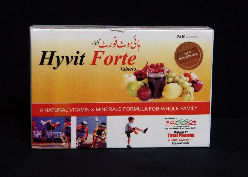HYVIT FORTE TAB