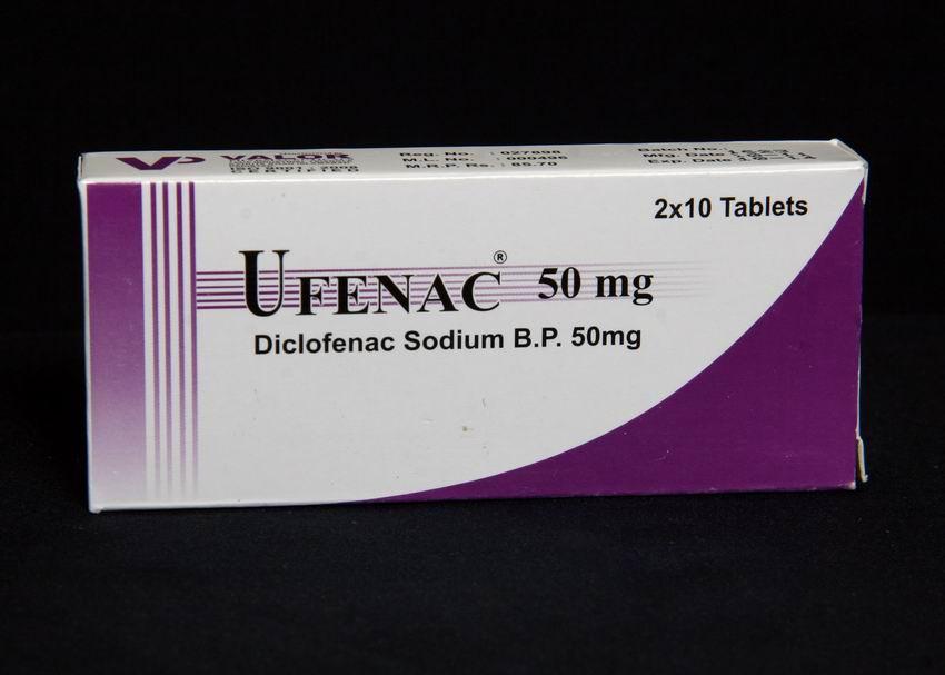 UFENAC 50 MG TAB 2