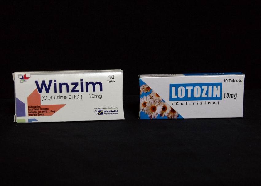 WINZIM & LOTOZIN TAB